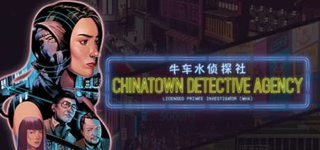 Chinatown Detective Agency Free Download PC Game