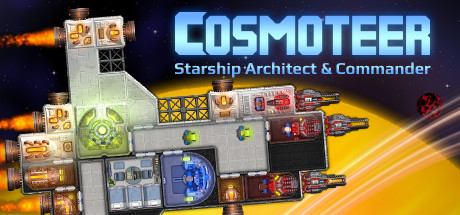 Cosmoteer Starship Architect Commander Free Download PC Game