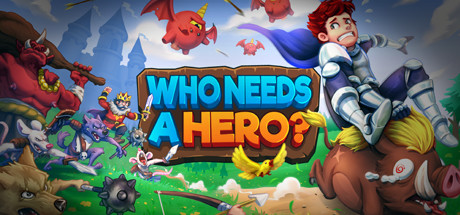 Who Needs A Hero Free Download PC Game