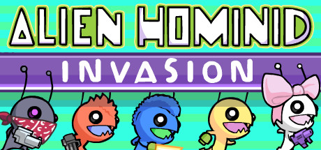 Alien Hominid Invasion Free Download PC Game