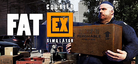 FatEX Courier Simulator Free Download PC Game