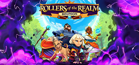 Rollers of the Realm Reunion Free Download PC Game